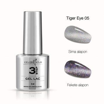 Tiger Eye Effekt Gél Lakkok